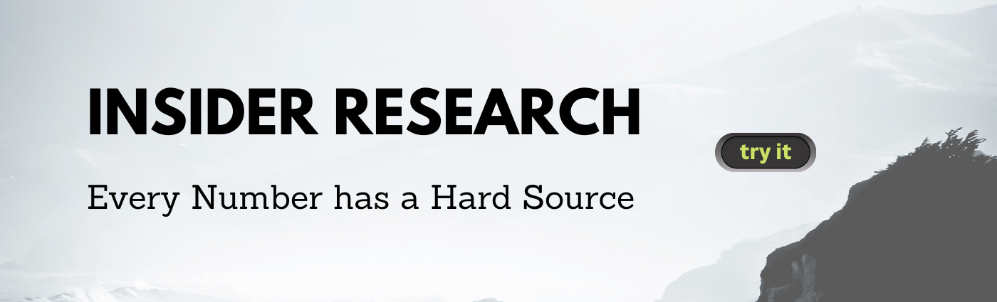 Try Insider Research